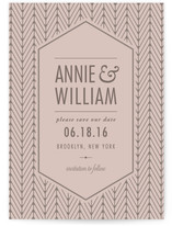 Elegant Charm Save the Date Cards