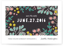 In Bloom Save The Date Cards