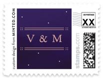 Luna Wedding Stamps
