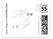 Cummings Wedding Stamps