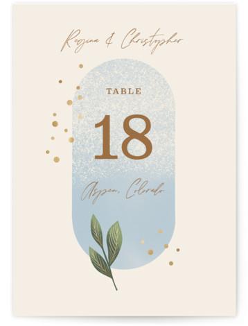 Essence Table Numbers