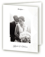 Bespeckle Gloss-Press™ Thank You Cards