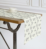 Texas Flora Table runners