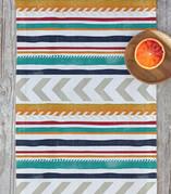 Beach Blanket Stripe