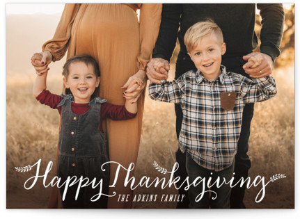 Happy Thanksgiving Thanksgiving Cards