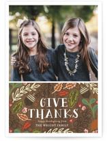 Give Thanks Foliage
