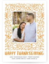 Thanksgiving Leaves