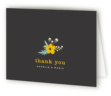 Spring Produce Thank You Cards