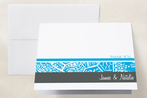 Quiet Chapel Thank You Cards