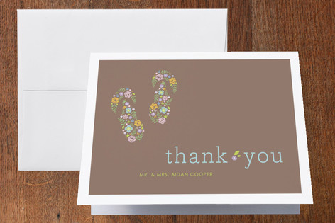 What A Pair Thank You Cards