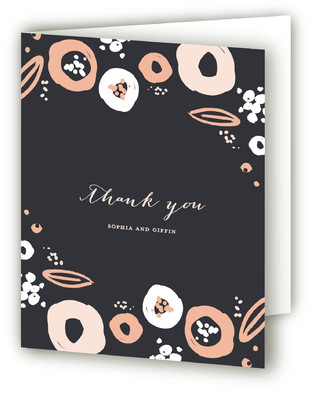 Modern Meadow Thank You Cards