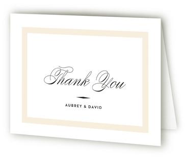 Sabrina Thank You Cards
