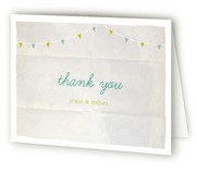 Backyard Tent Watercolo... by emily elizabeth stationery