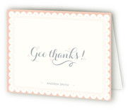 Gee Thanks by Olive and Violet