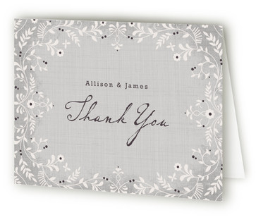 A Midsummer Night's Dream Thank You Cards