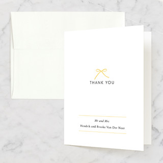 Sweet Boutique Thank You Cards