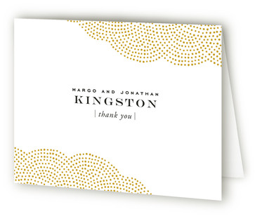Majestic Thank You Cards