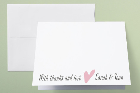 Loved Ones Thank You Cards