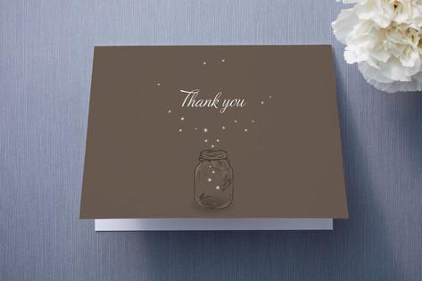 Fireflies Thank You Cards