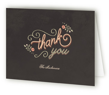 Merriment Thank You Cards