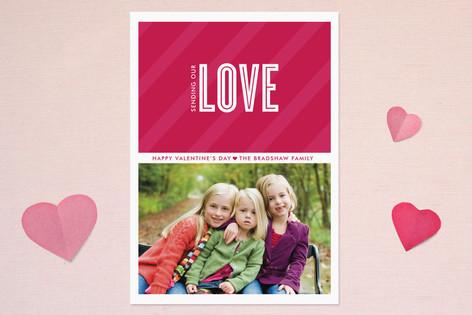 Sending Love Valentine's Day Cards