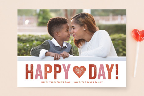 Love Day Valentine's Day Cards