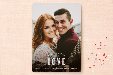 Love Wishes Valentine's Day Cards
