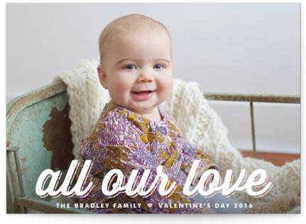 Sugar Script Valentine's Day Cards