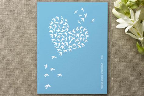 Flock Valentine's Day Cards