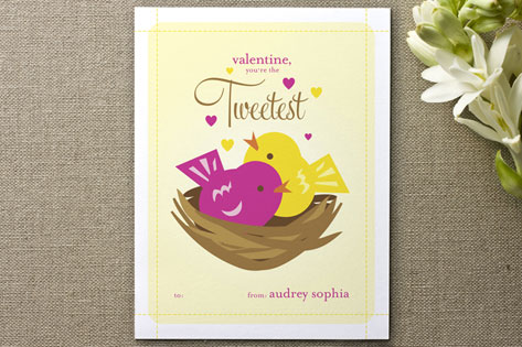 Lil' Tweets Valentine's Day Cards