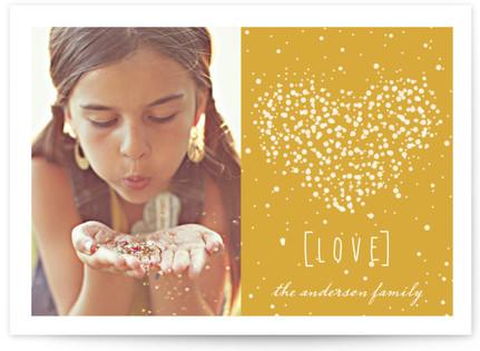 Stardust Valentine's Day Postcards