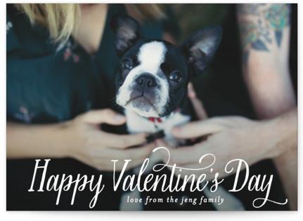 Happy Valentine's Day Valentine's Day Postcards