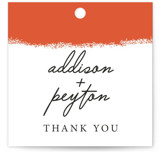 Joyfully Ever After Wedding Favor Tags