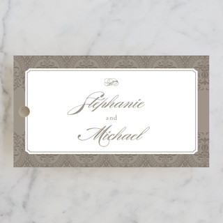 Formalities Wedding Favor Tags