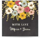 Plentiful Blossoms Wedding Favor Tags