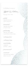 Bespeckle Foil-Pressed Wedding Programs