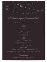 Lavish Unique Wedding Programs