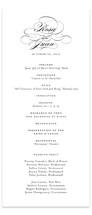 Formal Ink Unique Wedding Programs