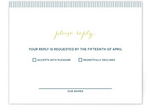 With This Ring Print-It-Yourself RSVP Cards