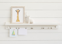 The Little Artist Shelf® Art Shelves