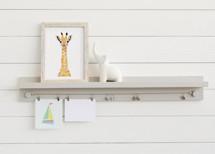 The Little Artist Shelf® Art Shelves