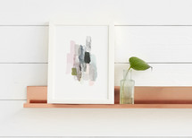 The Artful Shelf™ - Copper Art Shelves