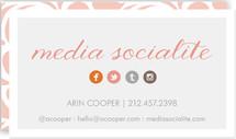 Media Socialite by That Girl Studio