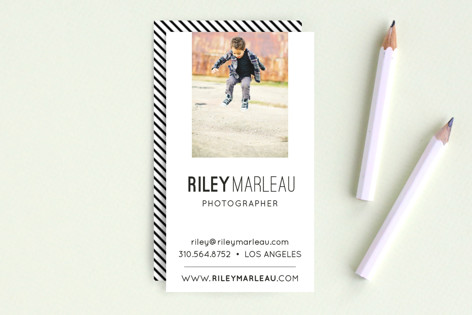 Totes Photes Business Cards
