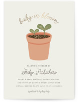 Planting for Baby