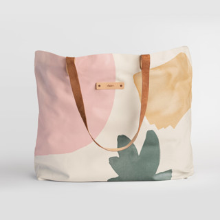 Foodie Carry-All Slouch Tote