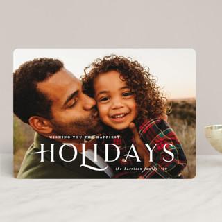 divine Christmas Photo Cards