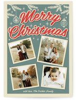 Retro Christmas by Coco and Ellie