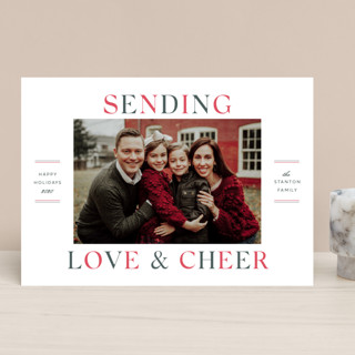 Merry Mail Christmas Photo Cards