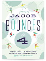 Bounce into a birthday by Heather Francisco